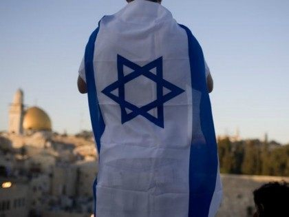 israel-boy-flag-AP