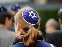 AFP yarmulke kippah Jewish skullcap
