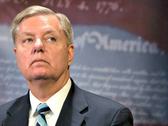 Lindsey Graham to Americans: Your Country Belongs to the World - Breitbart