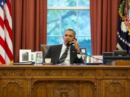 AFP PHOTO / The White House / Pete Souza