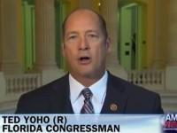 "Tuesday on Fox News Channel's ""America's Newsroom,"" Rep. Ted Yoho …"