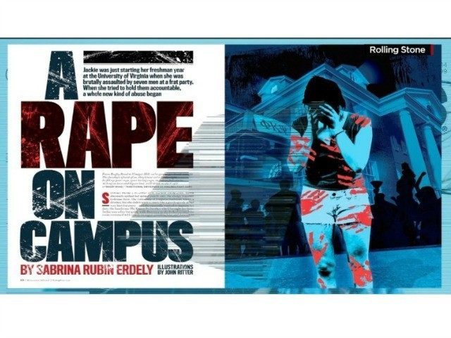 RAPE HOAX : Attorneys Ask Judge Not to Overturn Rolling Stone UVA Rape Hoax Lawsuit Verdict