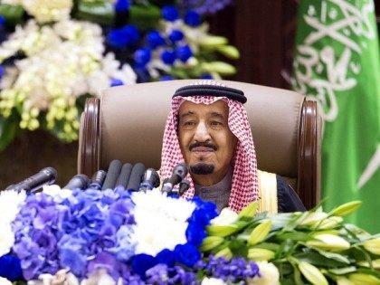AP Photo/Saudi Press Agency