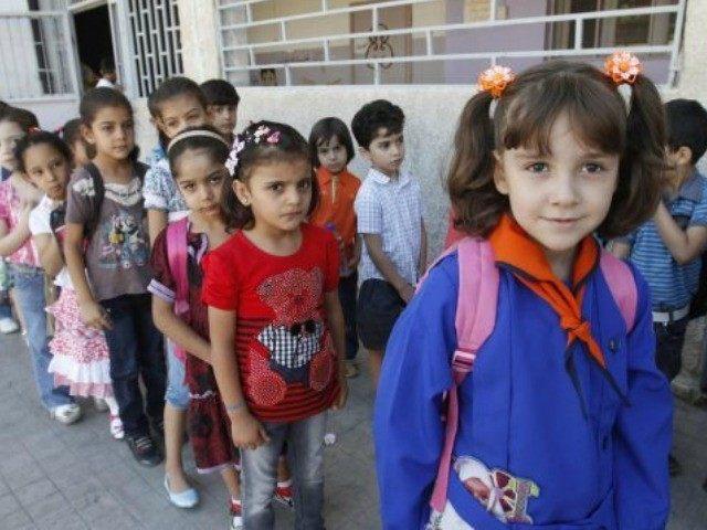 670,000 Syrian Children Denied Education by ISIS School Shutdowns in Syria