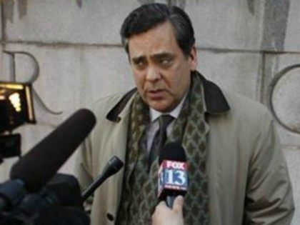 Attorney Jonathan Turley, attorney for the Brown family made famous by the television show ''Sister Wives'', talks to the media in front of the U.S. Federal Courthouse after a hearing in Salt Lake City, Utah January 17, 2013. The Brown's, who are polygamists, are suing Utah on the grounds that …