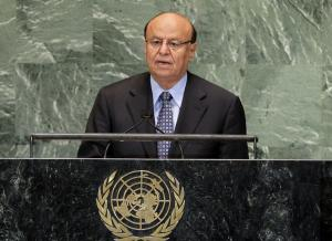 Yemeni president reaches deal with Houthi rebels