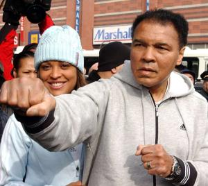 Muhammad Ali released from hospital after being treated for UTI