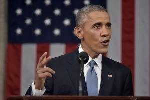 Watch Obama's ad-libbed State of the Union retort: 'I won both of them'