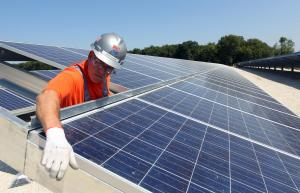 The solar industry is adding jobs 20 times faster than the overall U.S. economy