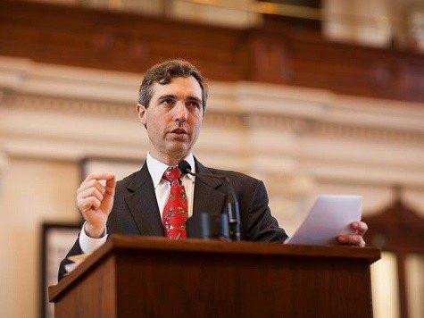 Texas State Senator Van Taylor