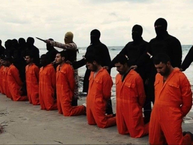 ISIS BEHEADS 21 CHRISTIANS, PROMISES TO 'CONQUER ROME, BY ALLAH'S PERMISSION'