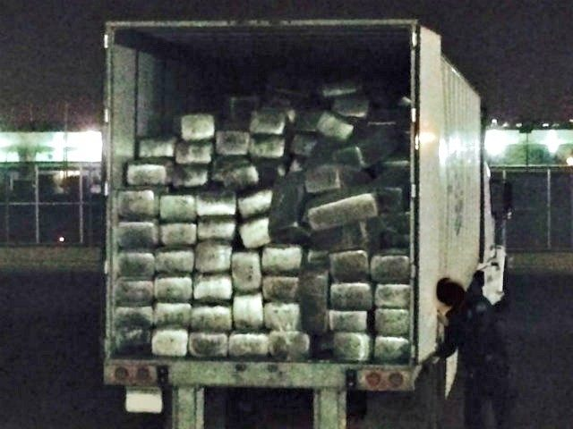 Second Largest Narcotics Seizure In Border History 15