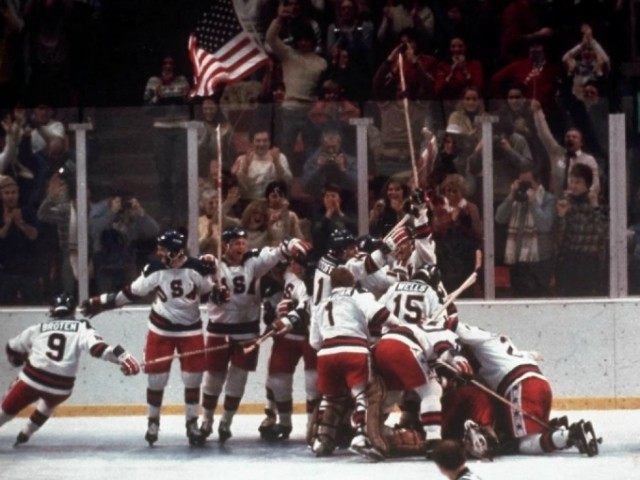 1980 US Hockey Team