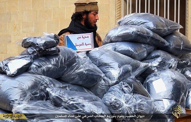 Pile 'em high and sell 'em cheap. ISIS have cornered the market.
