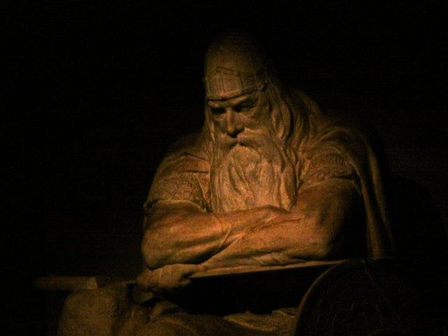 Holger Danske: The Danes and 'The War of the Fourteen Centuries' | Breitbart