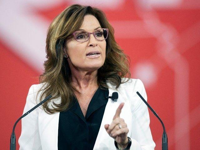 Sarah Palin Considering Suing New York Times for Libel
