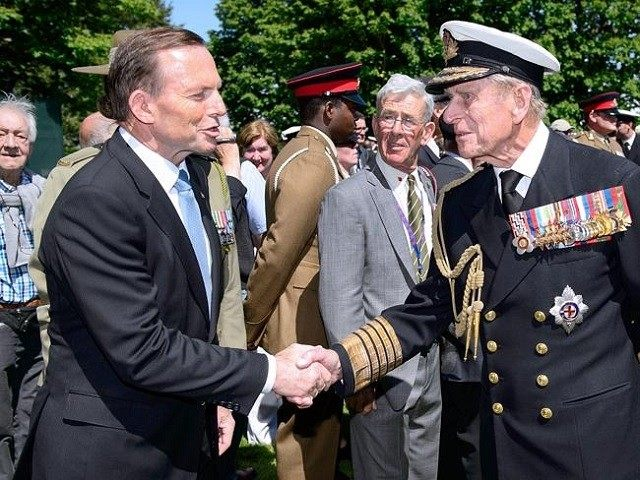 Abbott Philip AFP