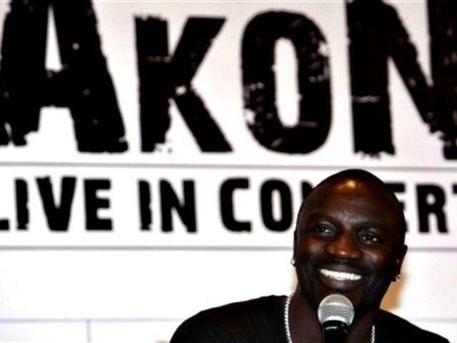 AP Photo Akon