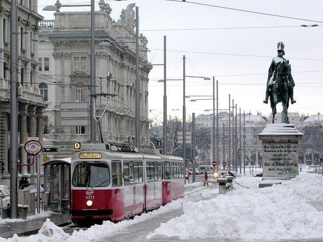 Austria Snow Wikimedia