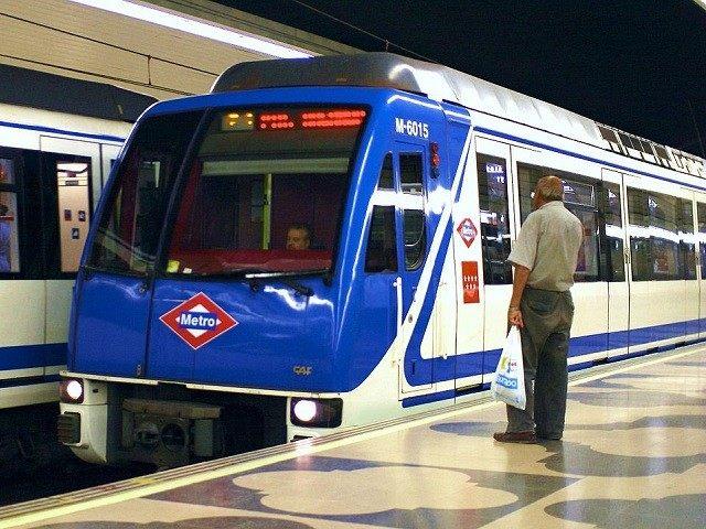 Barcex Metro Madrid
