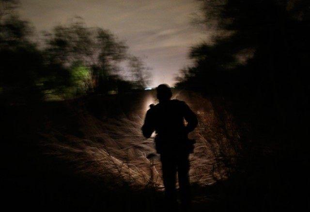Border Patrol near McAllen - Reuters - Eric Thay