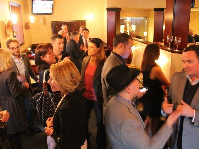 Breitbart California Happy Hour (Joel Pollak / Breitbart News)