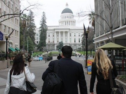 Breitbart California in Sacramento (Joel Pollak / Breitbart News)