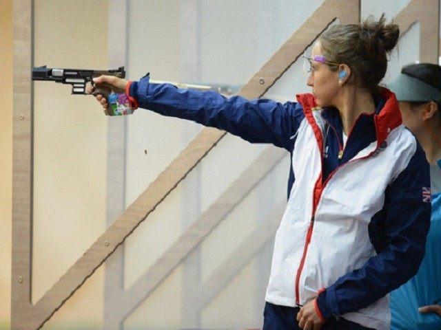 British Olympic Pictol