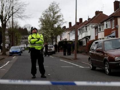 British Police Reuters
