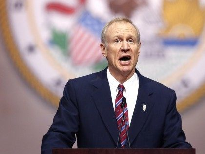 Bruce Rauner (Charles Rex Arbogast / Associated Press)