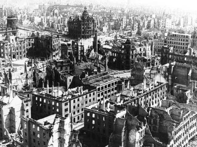 Bombing of Dresden, Germany, WWII