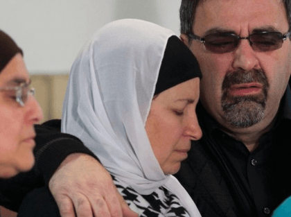 Chapel Hill Shooting Families (Associated Press)