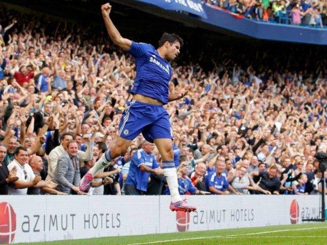 Chelsea Soccer AP