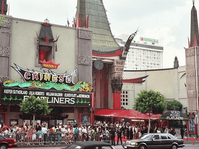 Chinese Theater (Wikimedia Commons)