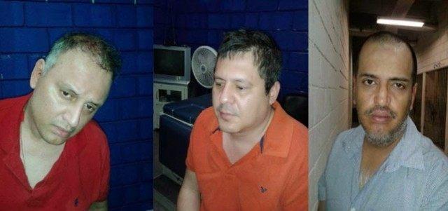 Cocain Cartel Members Captured - Matamoros Police Photo