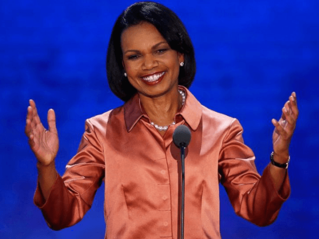 Condoleezza Rice (Mike Segar / Reuters)