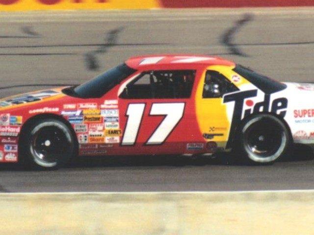 file photo of Waltrip's NASCAR