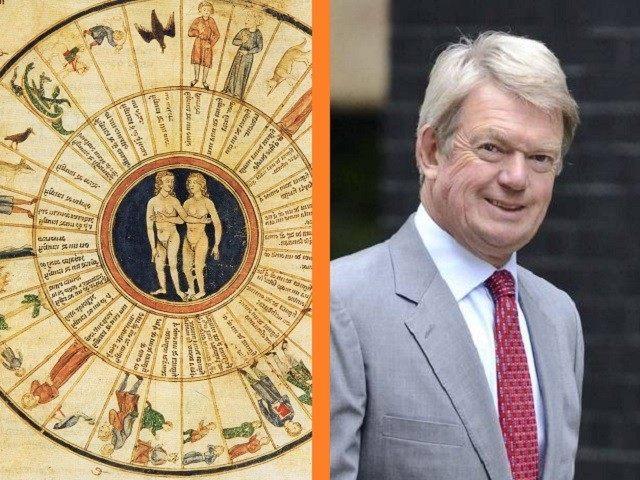 David Tredinnick Astrology Reuters