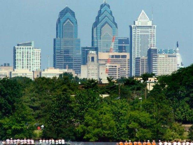 Downtown Philadelphia AP