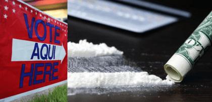 Drugs for Votes