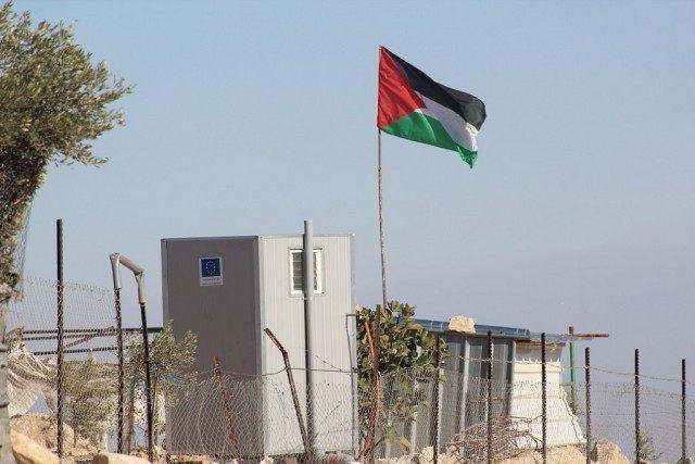 EU Compound Palestine 4
