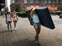Mattress Girl Emma Sulkowicz Given 'Woman of Courage' Award
