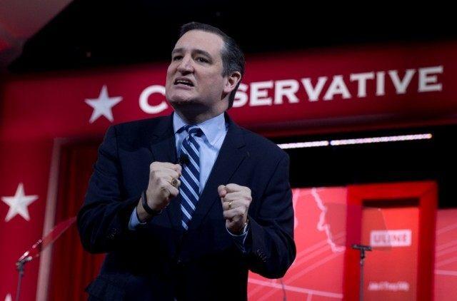 Ted Cruz at CPAC 2015