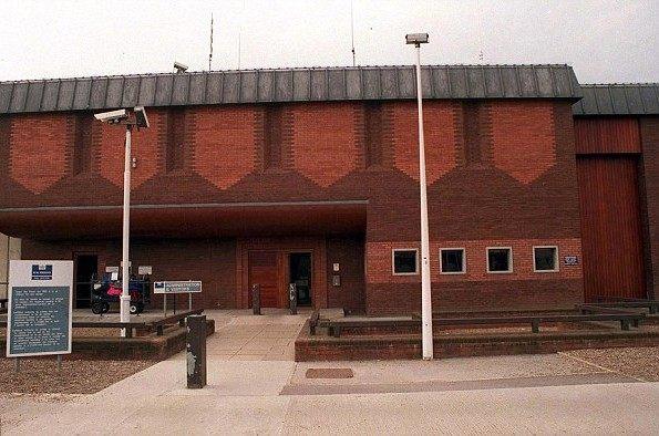 HMP Full Sutton, Yorkshire. Photo: PA