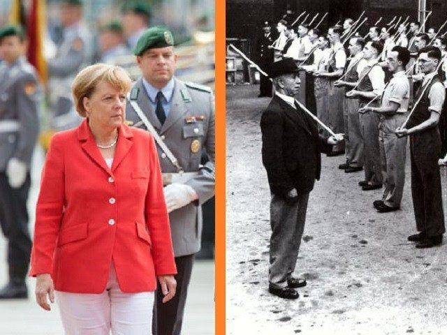 Home Guard Bundeswehr Broom Sticks