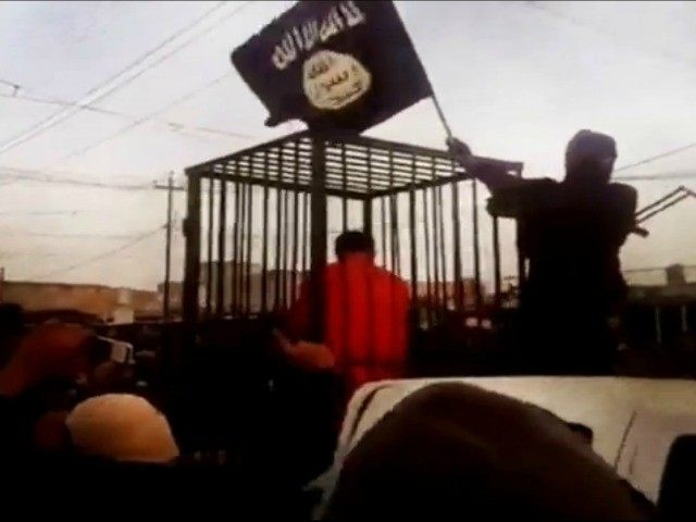 ISIS Video via Daily Mail