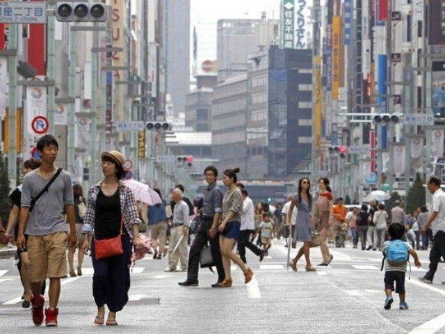Japan-Tokyo-AP