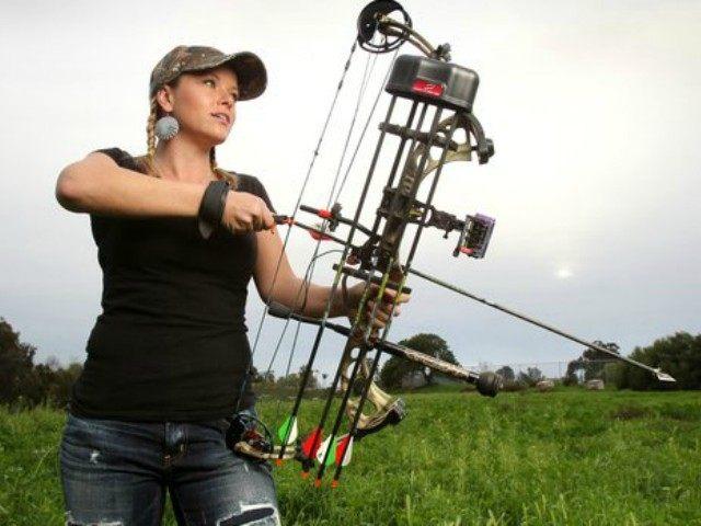 Jen the Archer