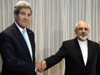 Kerry, Zarif (Reuters)