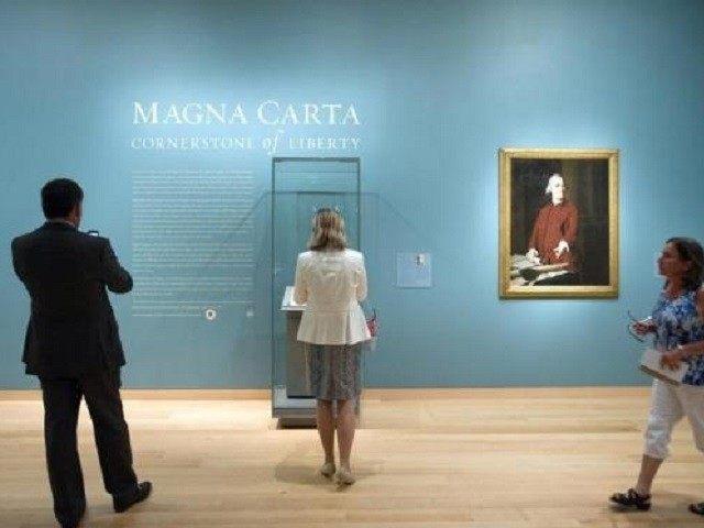 Magna Carta Reuters